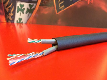 Flex plug | brandwerende kabeldoorvoer plug